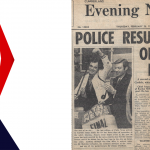 Final edition of pathe news 50 years ago