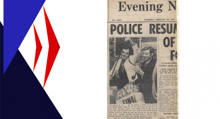 50 years ago this week news started to change
