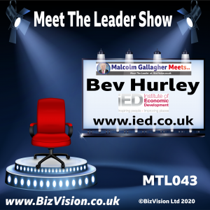 MTL043: Bev Hurley of the IED talks Social Value and the Construction Sector