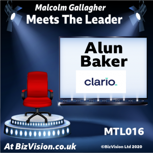 MTL016: Alun Baker of Clario guests on the MTL Show