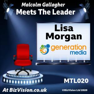 MTL020: Lisa Morgan of Generation Media guests on the MTL Show