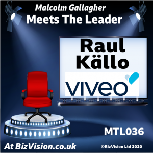 MTL036: Raul Kallo of Viveo Health talks Telehealth on the MTL Show