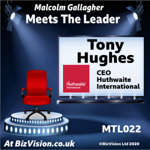 MTL022: Tony Hughes, CEO of Huthwaite International on the MTL Show