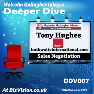 Sales negotiation is NOW an essential skill says Huthwaite, CEO