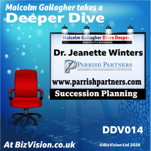 DDV014: Not enough businesses do timely succession planning says Dr. Jeanette Winters