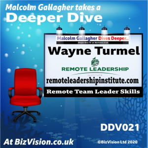 DDV021: Improve your remote team leader skills now says expert
