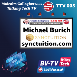TTV005: Synctuition brings mindfulness benefits to businesses says Michael Burich