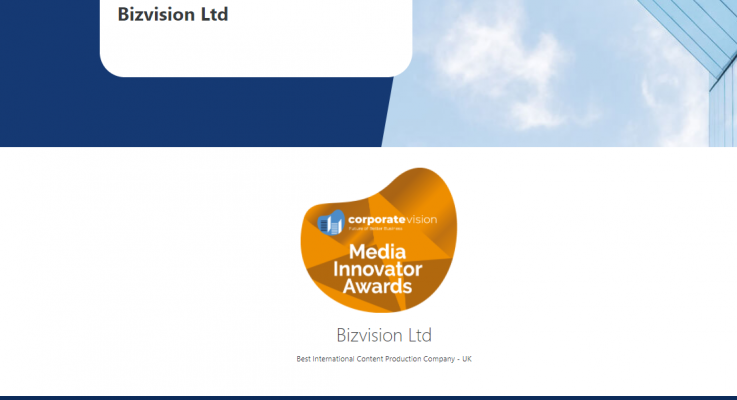 Excuse us for being chuffed – but we have won in the Media Innovator Awards!