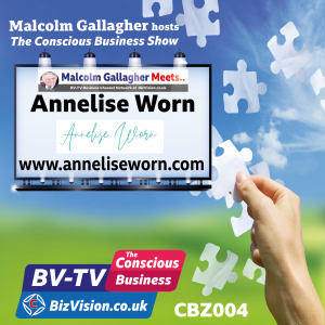 CBZ004: Annelise Worn talks about her marketing skills supporting women in their businesses