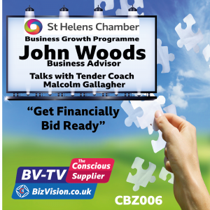 CBZ006: John Woods says why Conscious Suppliers need to get financially bid ready