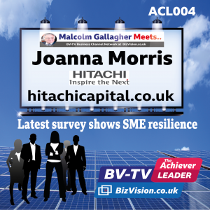 Our new survey shows small business resilience says Jo Morris of Hitachi Capital Business Finance