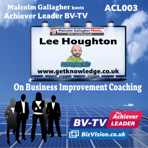 ACL003: Here's where leaders need to focus on improving says Lee Houghton