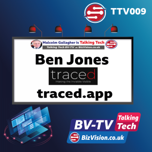 TTV009: New free app helps keep you safe from stalkerware claims Traced  CEO, Ben Jones