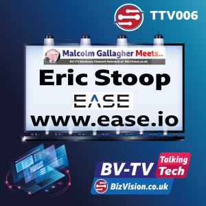 Increasing manufacturing productivity is now easier says EASE app CEO, Eric stoop