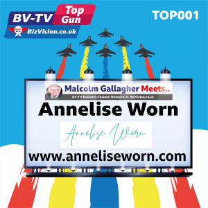 TOP001: Annelise Worn shows why she is a TopGun Marketer