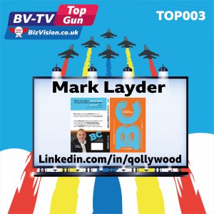 TOP003: Top connector Mark Layder says why connecting is the way to grow your business