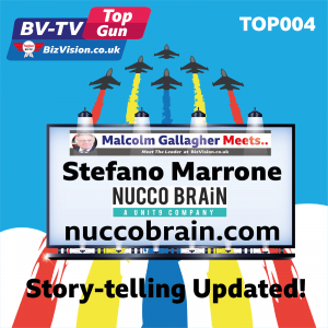 TOP004: Now your brand story can be told more persuasively says Nucco Brain CEO