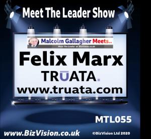 Felix Marx of Truata on Meet the Leader Show