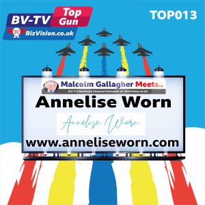 TG013: Australian marketing expert Annelise Worn talks small business survival actions on the BV-TV Top Gun Show