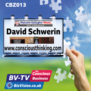 CBZ013: Conscious Capitalism author, David Schwerin on BV-TV Conscious Business show