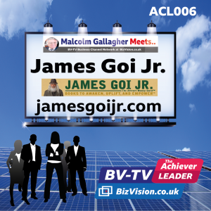 ACL006: You CAN attract money using mind-power says author James Goi Jnr