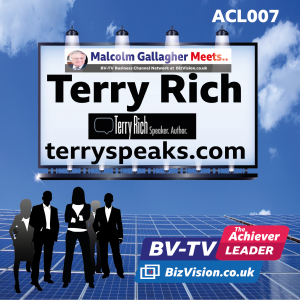 ACL007: Dare to Dream, Dare to Act says author Terry Rich on BV-TV Leadership Matters
