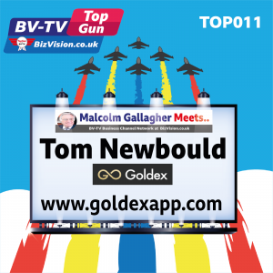 TOP011: Tom Newbould of Goldex talks about the art of marketing  a new App