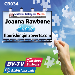 CB034: Leaders need to understand their introvert team members says Joanna Rawbone