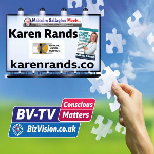 CB035: Compassionate Capitalist podcast host Karen Rands talks conscious investment on BV-TV Show