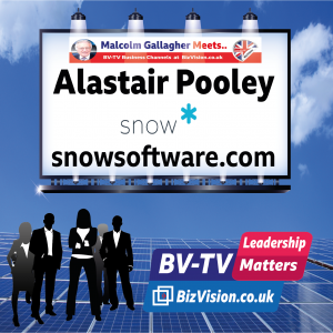 LM011: Snow Software CIO, Alastair Pooley talks foundational thinking first as IT strategy