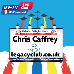 TG022: Legacy Club founder, Chris Caffrey talks membership benefits