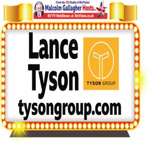Lance Tyson on BizVision BV-TV Top Gun Sales Show
