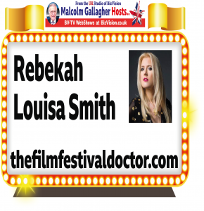 Rebekah Louisa Smith on BizVision BV-TV Network