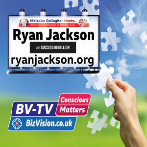 CM001: Success Rebellionauthor & host, Ryan Jackson talks Conscious Agenda with Malcolm Gallagher