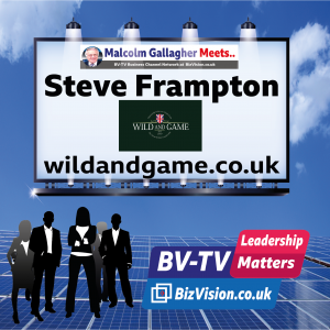 LM010: Wild & Game founder Steve Frampton on pivoting his business