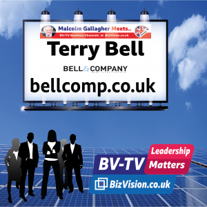 Don't be bullied by big money lenders says SME Debt Problems author Terry Bell on BV-TV Leadership Matters Show