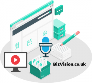 Professional Content Providers at BizVision.co.uk