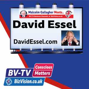 CM008: Positive thinking can help overcome Covid challenges says renowned speaker, David Essel on BV-TV Show