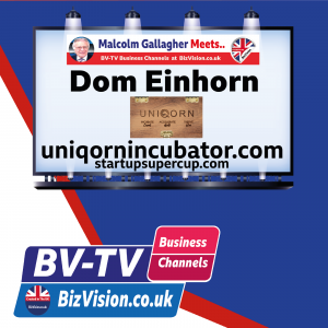 Dom Einhorn of Uniqorn on BV-TV