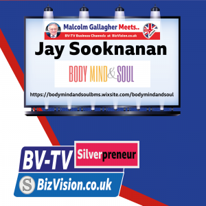 Jay Sooknanan on BizVision Bv-TV Silverpreneur Channel