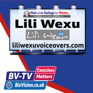 CM011 Conscious marketing needs the right voice presentation says expert Lili Wexu