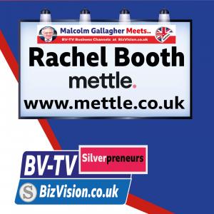 Rachel Booth of Mettle on BizVision BV-TV Silverpreneurs Channel