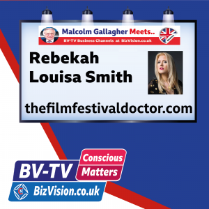 CM013: Find your niche for business success says author Rebekah Louisa Smith on BV-TV Show
