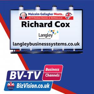 Richard Cox on BV-TV Network
