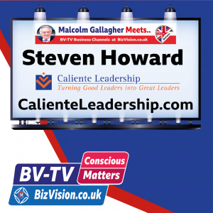 CM009: Try Better Decisions, Better Thinking, Better Outcomes as your success formula says author Steven Howard on BV-TV Show