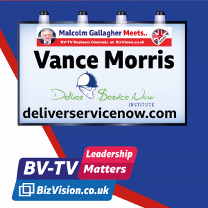 Vance Morris on BizVision BV-TV Leadership show