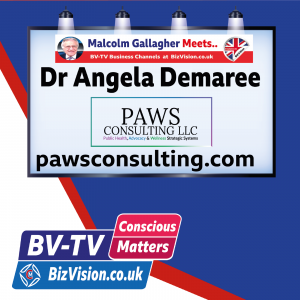 CM023: High-performing needs need the support of a Conscious Leader says Dr. Angela Demaree on BV-TV Show