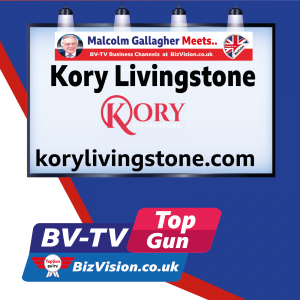 TG032: Break the barriers of your untapped success says author & musician Kory Livingstone on BV-TV Top Gun Marketing Show