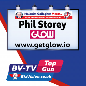 Website maintenance is as vital as servicing your car says Phil Storey of Glow on BV-TV Top Gun Show