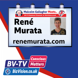 Feminine Leadership leads to a more conscious business says Rene Murata on BV-TV Show